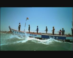 BBC Mood board Africa