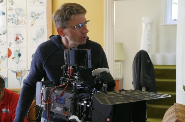 Commercial. Alex at Camera