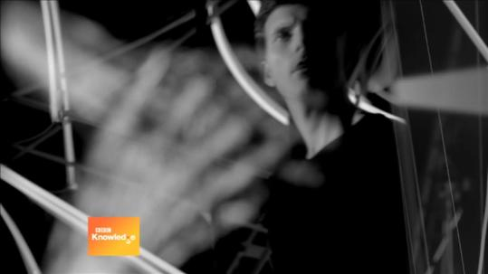 Framegrab Life and Death Season Trail for the BBC. Silver Promax winner
