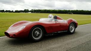 Classic car spot Maserati 250S