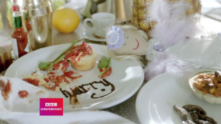 Framegrab BBC Trail - Come Dine with me SA