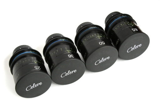 Celere HS lenses